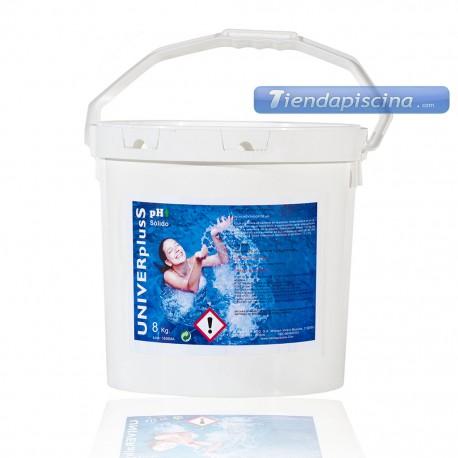 Aumentador de pH sólido 8 Kg
